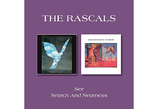 The Rascals - See/Search And Nerness - (CD)