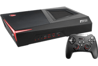 MSI Trident 3 8RD-039DE, Gaming PC mit Core™ i7 Prozessor, 8 GB RAM, 128 GB SSD, 1 TB HDD, GeForce® GTX 1060