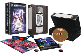 Ready Player One Collector's Edition - Exklusive Blu-ray Edition im VHS Style Blu-ray