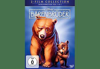 Bärenbrüder Teil 1+2 Film Collection [DVD]