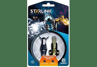 Juguete modular - Starlink Battle For Atlas, Pack De Armas Shockwave + Gauss