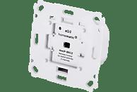 HOMEMATIC IP Markenschalter - 2-fach Wandtaster