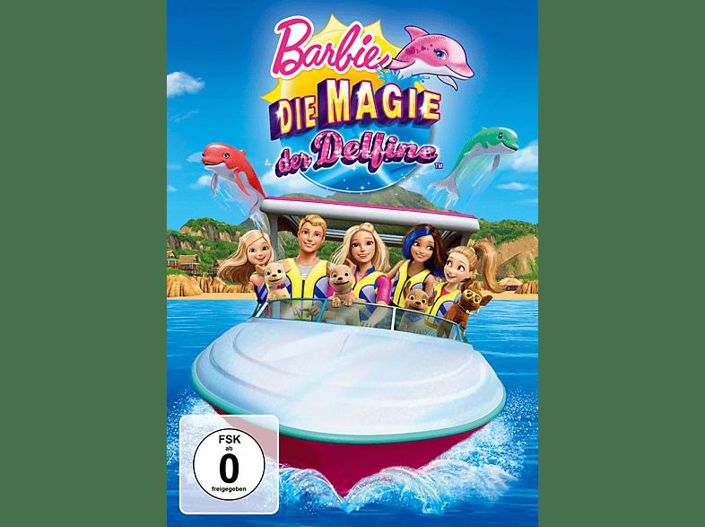 Barbie: Die Magie der Delfine [DVD]