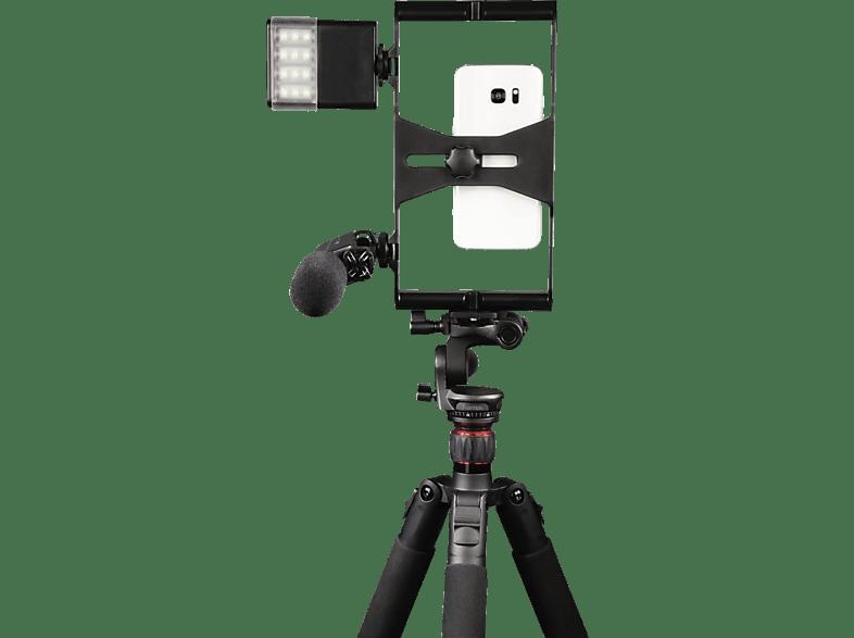 HAMA Smartphone Video  Handgriff, Schwarz