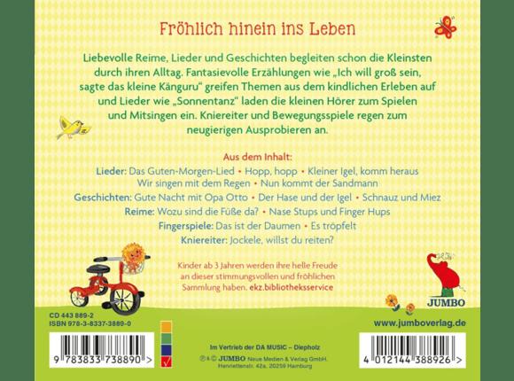 Various Wie Schön Ich Bin Schon 3 Liederverse Und