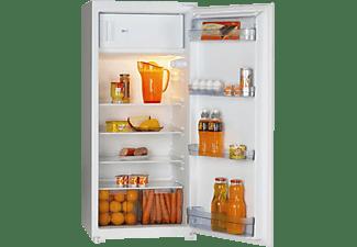 RESPEKTA KS 122.4 A++ Kühlschrank (E, 1225 mm hoch, Weiß)