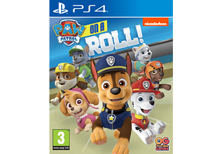 Paw Patrol On A Roll PlayStation 4