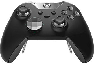 MICROSOFT Xbox One Elite Wireless Controller} Schwarz