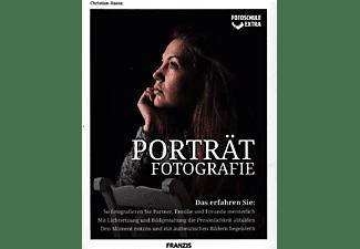 FRANZIS-VERLAG Fachbuch Porträt Fotografie, Fotobuch, mehrfarbig