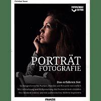 FRANZIS-VERLAG Fachbuch Porträt Fotografie Fotobuch, mehrfarbig