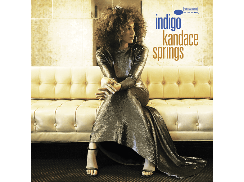 Kandace Springs - Indigo [CD]