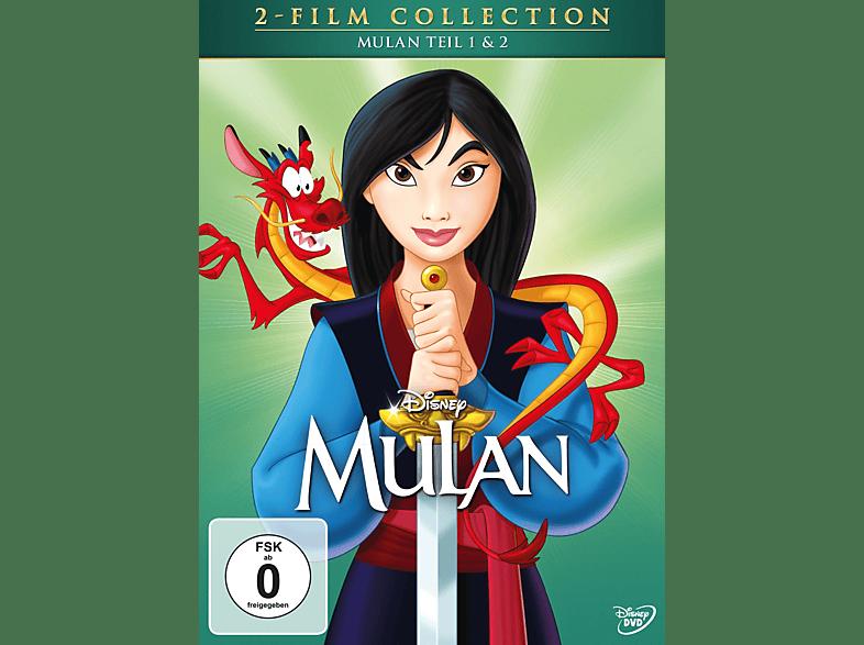 Mulan, Mulan 2 [DVD]
