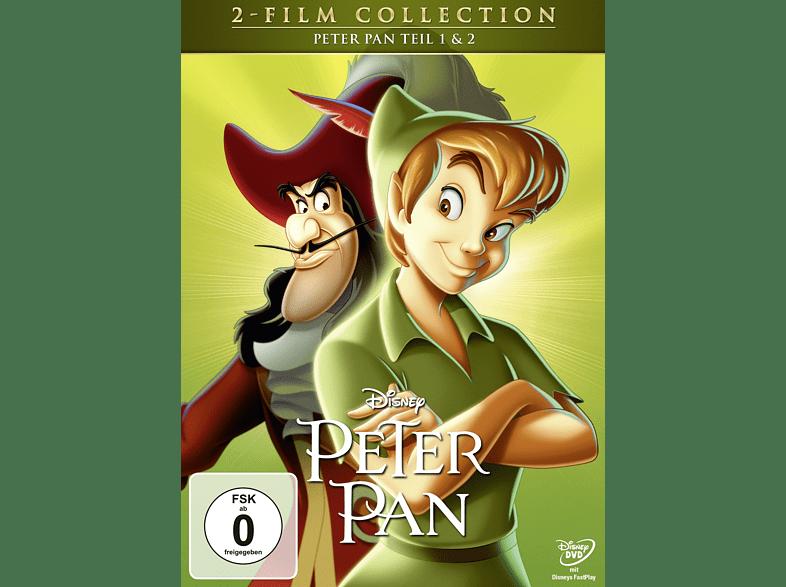Peter Pan - Doppelpack [DVD]
