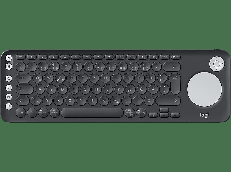 LOGITECH K600, Tastatur
