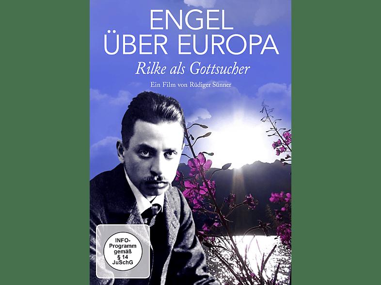 Engel über Europa - Rilke als Gottsucher [DVD]
