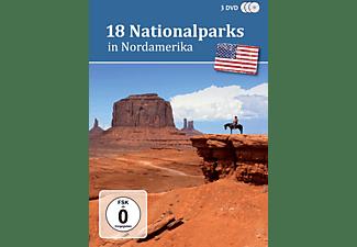 18 Nationalparks In Nordamerika-Der Reiseführer - Natur Ganz Nah DVD