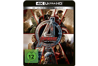 Avengers: Age of Ultron [4K Ultra HD Blu-ray]