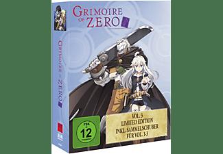 Grimoire of Zero - Vol. 3 Blu-ray
