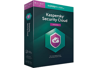 Kaspersky Security Cloud Personal Edition 5 Geräte 1 Jahr (Code in a Box)