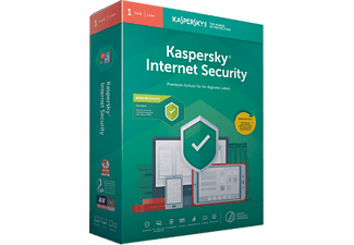 Kaspersky Internet Security + Android Sec.1 Gerät 1 Jahr (Code in a Box)