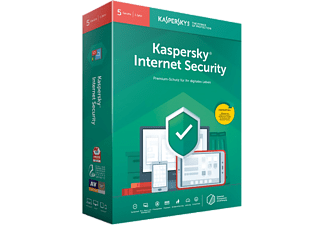 Kaspersky Internet Security 5 Geräte 1 Jahr (Code in a Box)