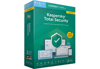 Kaspersky Total Security Upgrade 3 Geräte 1 Jahr (Code in a Box)
