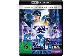 Ready Player One 4K Ultra HD Blu-ray + Blu-ray