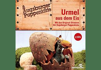 Die Augsburger Puppenkiste - Augsburger Puppenkiste: Urmel aus dem Eis-Hörspi  - (CD)