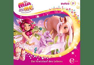 Mia And Me - (31)Original HSP TV-Der Kreislauf des Lebens  - (CD)
