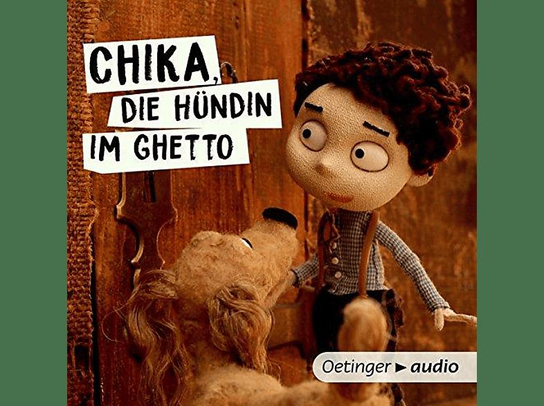 Batsheva Dagan - Chika,Die Hündin im Ghetto - (CD)