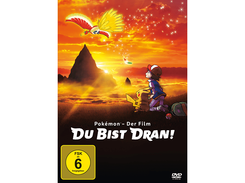 Pokémon - Der Film: Du bist dran! [DVD]
