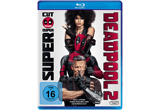 Deadpool 2 - (Blu-ray)
