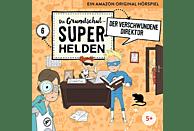 Die Grundschul-superhelden - 06: Der Verschwundene Direktor - (CD)