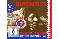 Blackfoot - Train Train-Southern Rock s Best Live [CD + DVD Video]