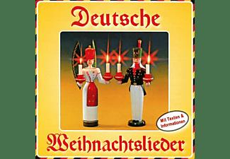 DIV.CHOERE - Deutsche Weihnachtslieder  - (CD)