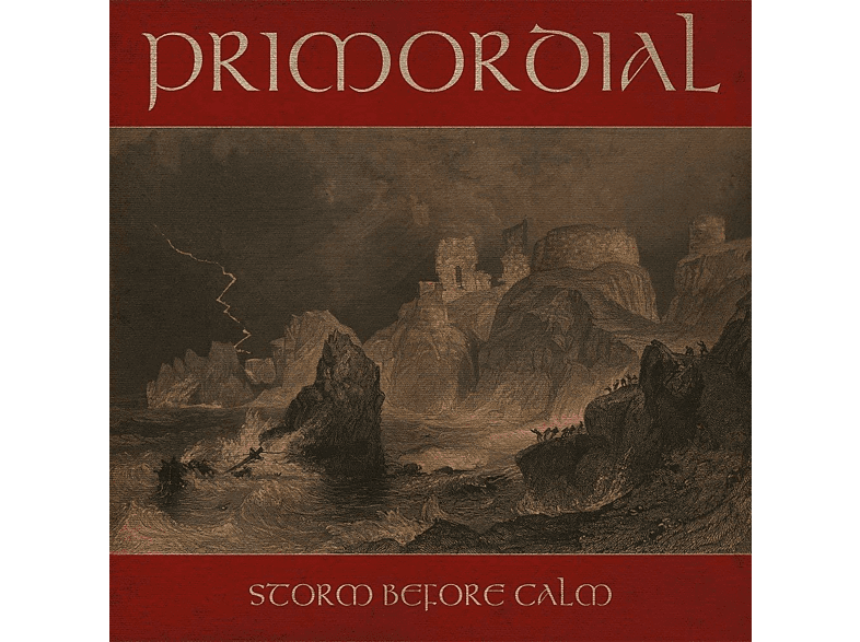 Primordial - Storm Before Calm REissue [Vinyl]