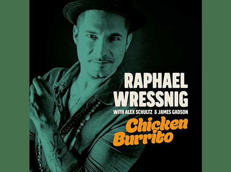 Raphael Wressnig - Chicken Burrito [CD]