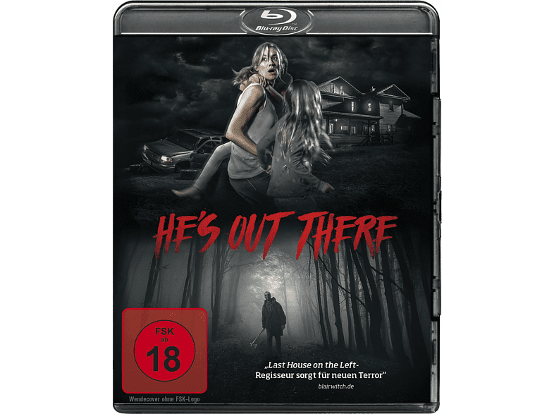 He's out there [Blu-ray]