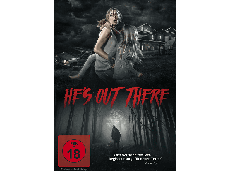 He's out there [DVD]