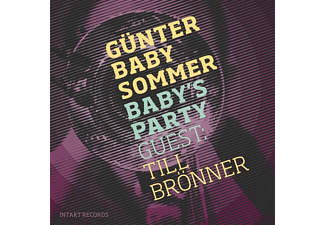 Sommer,Günter Baby/Broenner,Till - Babys Party - (CD)