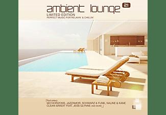 VARIOUS, DJ Stephane De Lucia - Ambient Lounge Vol.21  - (CD)