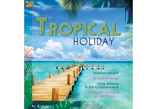 VARIOUS - Tropical Holiday - (CD)
