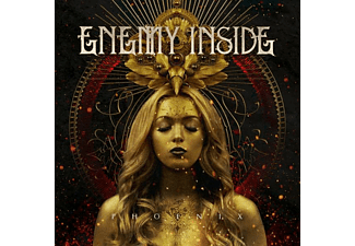 Enemy Inside - Phoenix (Black Double Vinyl) - (Vinyl)