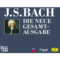 Diverse Klassik - BACH 333-Die Neue Gesamtausgab - [CD + DVD Video]