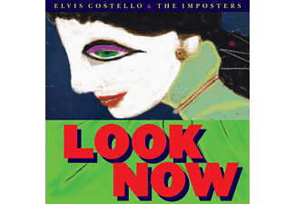 Elvis Costello, The Imposters - Look Now  - (CD)