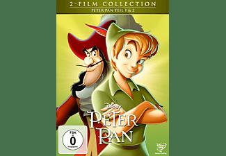 Peter Pan - 2 Film Collection [DVD]