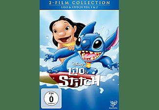 Lilo & Stitch 1+2 Film Collection [DVD]