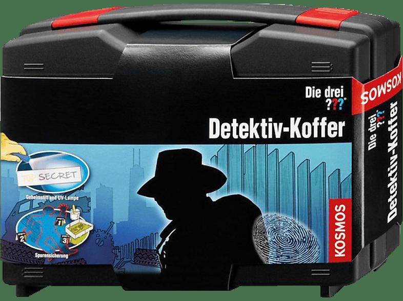 KOSMOS 631949 Die Drei ??? Detektiv-Koffer