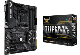 ASUS Mainboard TUF B450-Plus Gaming (90MB0YM0-M0EAY0)