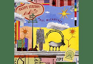 Paul McCartney - Egypt Station (Exklusive Special Version + 2 Bonus Tracks)  - (CD)